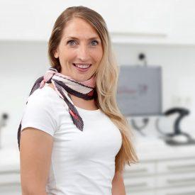 Zahnarzthelferin Anja